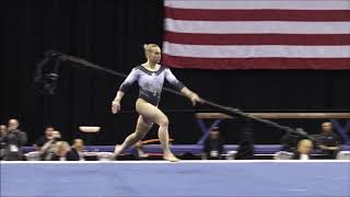 2017-20 Code: Ellie Black (CAN) Floor 2019 American Cup