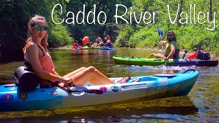 Kayaking the Caddo River | Camping in the Ouachita National Forest | Exploring Arkansas