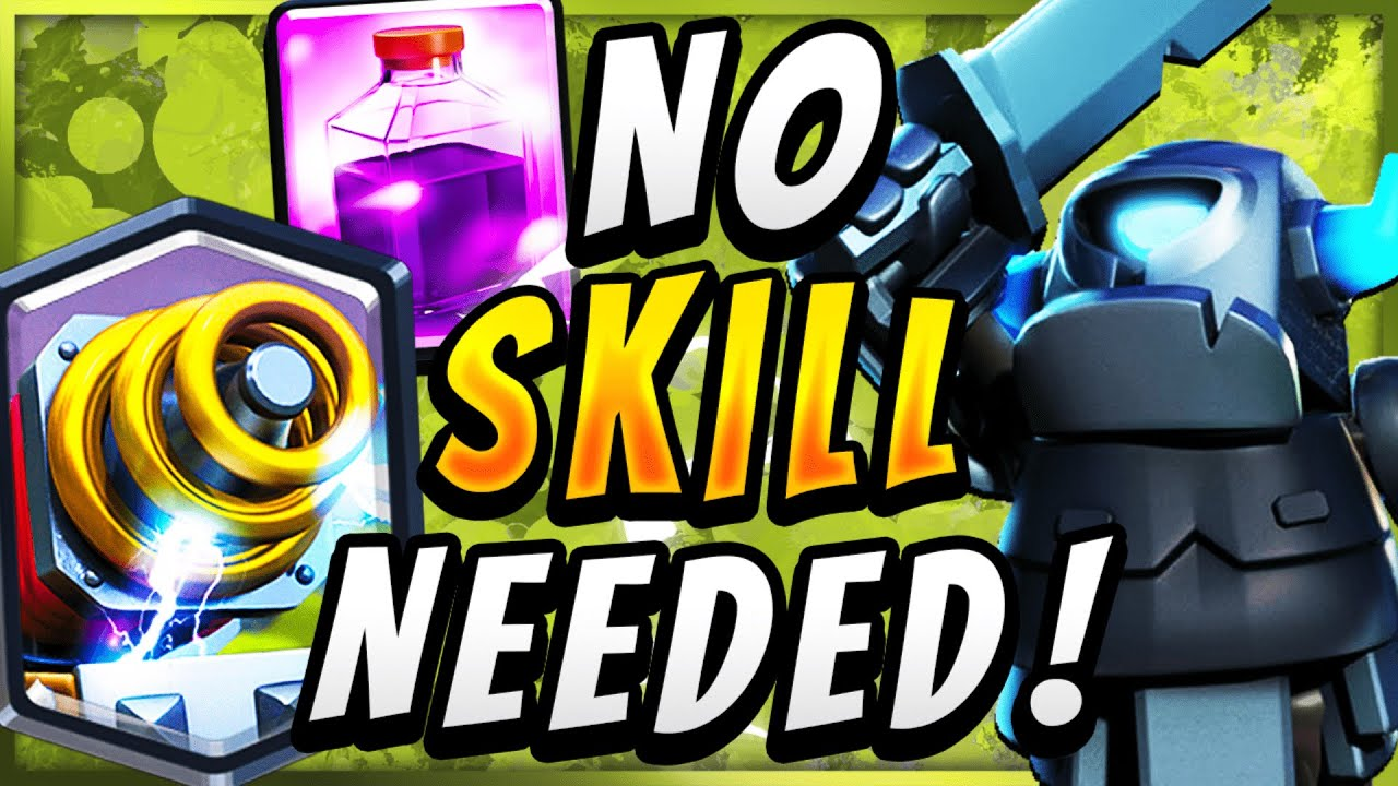 You NEED to LEARN the #1 BEST DECK in CLASH ROYALE! SPARKY RAGE DECK!