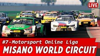 Assetto Corsa 🏁 - MOL DTM 2019 - Misano World Circuit - #7