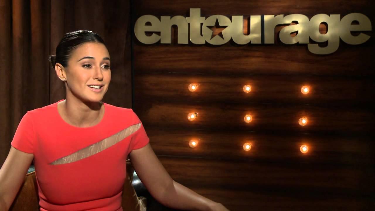 Entourage Emmanuelle Chriqui Sloan Official Movie