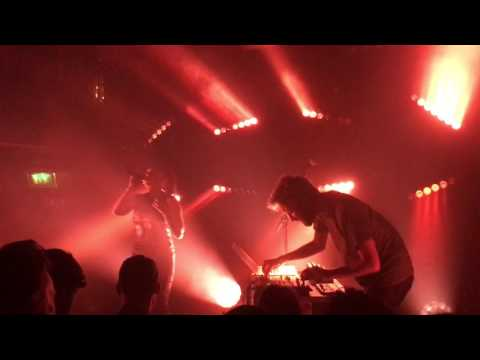 Sylvan Esso - Song - Live at Bitterzoet