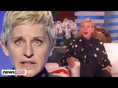 Ellen DeGeneres Staffer Reveals Awful Behavior!