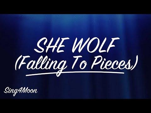 She Wolf – David Guetta/Sia (Karaoke Instrumental)