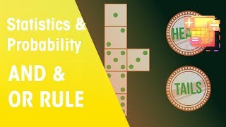 And & Or rule | Probability | Maths | FuseSchool