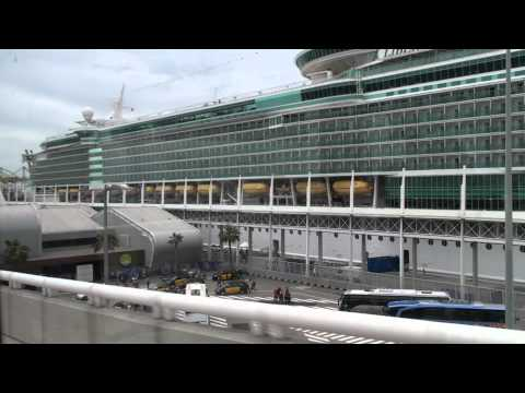 Cruise from Barcelona - Shuttle Bus to Cruise Port
