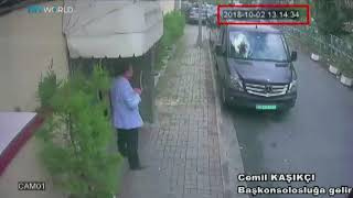 Turkish TV: Saudi 'assassination squad' on video