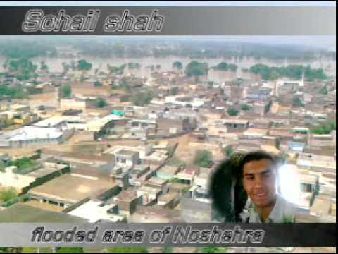 a flooded areas in kpk, sohail shah
