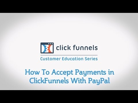 Clickfunnels Paypal Things To Know Before You Get This