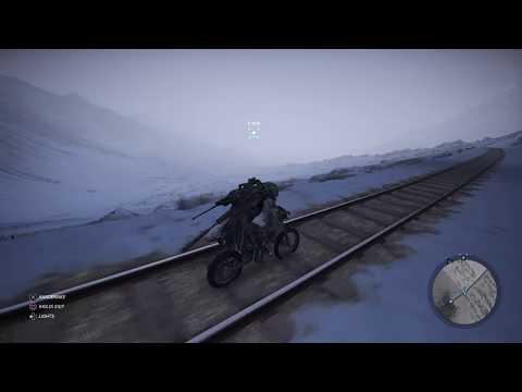 TC Ghost Recon Wildlands MSR Eagle Shot Sniper