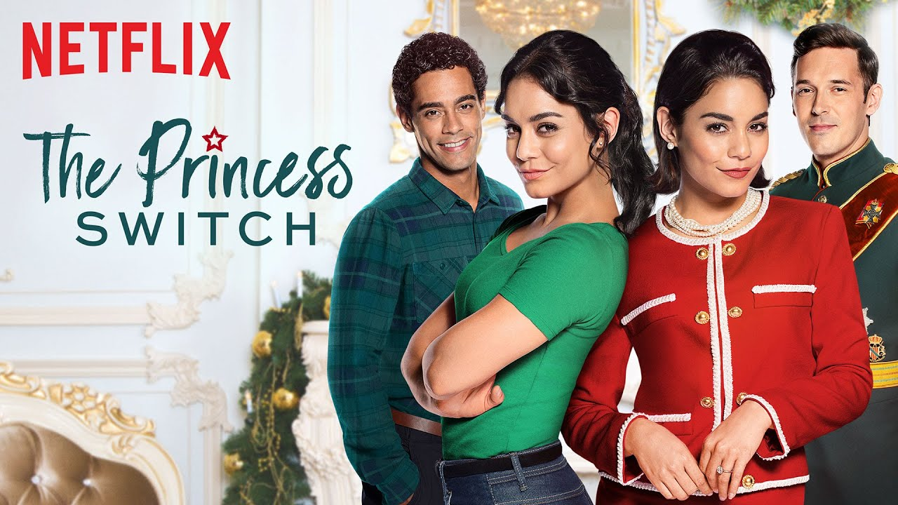 Download The Princess Switch   Official Trailer [HD]   Netflix