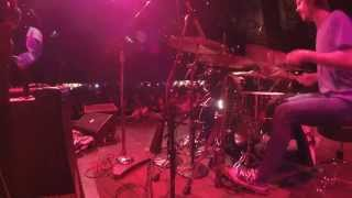 Tera Melos - A Spoonful of Slurry & When Worms Learn to Fly; GoPro drum cam