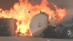 Dramatic new video of the semi crash on I-41/94