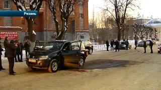Взрыв авто управляющей ТСЖ в Рязани приняли за проблемы в топливной системе машины
