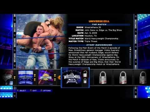 WWE 2K14: JOHN CENA VS EDGE VS BIG SHOW -...
