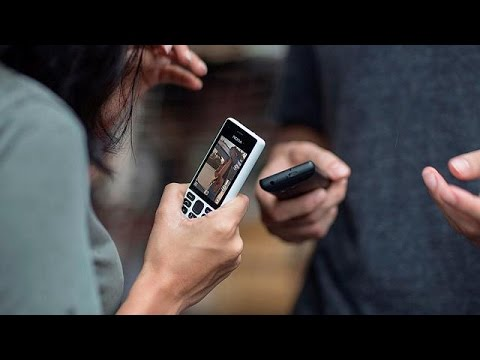 Mobile phone wars: Nokia sues Apple over...