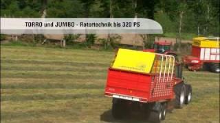 Pöttinger Ladewagen / loader wagons