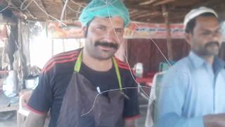 Fish Cleaning - Fish Fry Full Video - Fish Fied at Head Sulemanki Pakistan - Fast Food 786