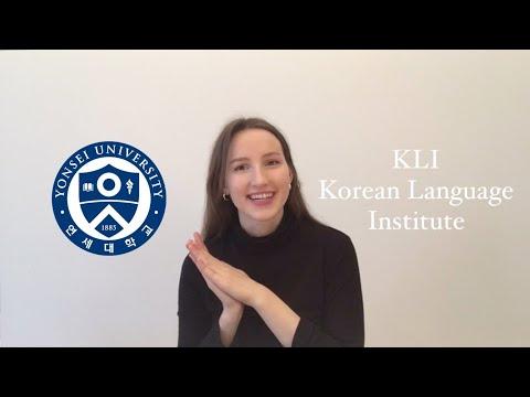 📚study Korean in Seoul🇰🇷 at Korea's best university🎓 Yonsei Korean Language Institute 🏛