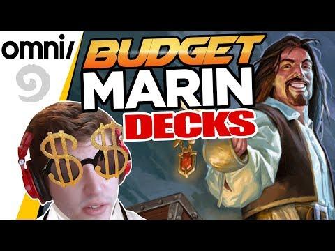 Budget Marin The Fox Decks w/ Firebat