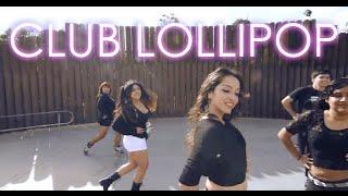 "SON DAM BI & AFTER SCHOOL ""AMOLED"" Dance Cover MV (ver.2) | CLUB LOLLIPOP"