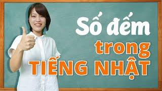 Học tiếng Nhật online - #11 Học số đếm trong tiếng Nhật (Tự học tiếng Nhật)