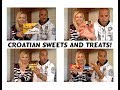 Croatian Sweets and Treats