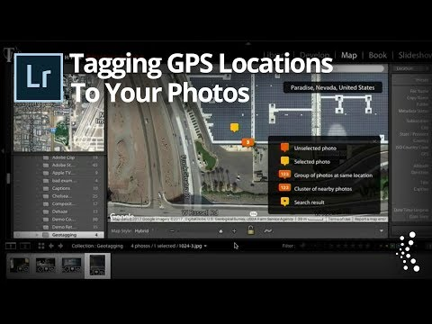Awesome Lightroom Tip for Cameras without Built-in GPS