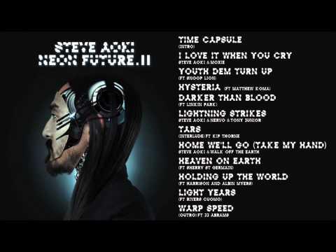 Steve Aoki - Neon Future 2 Full Album Mix 2015
