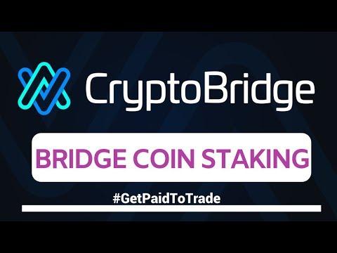 CRYPTO-BRIDGE | BRIDGE COIN STAKING (BCO)