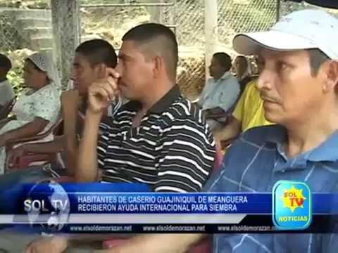 Atención a sequía en El Salvador FUNDEMAC (2016)