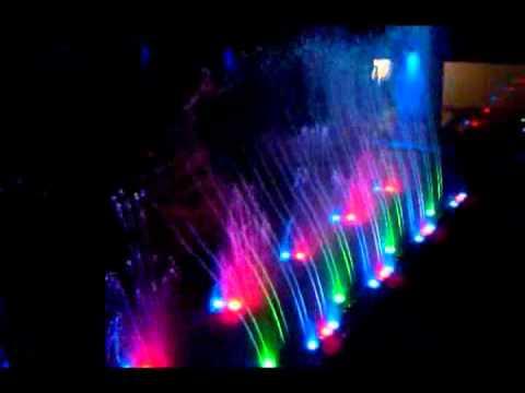 Fountain Show - Grand Indonesia - Jakarta Tourism