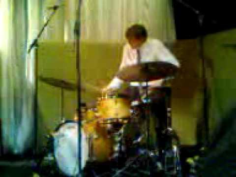 Teppo Mäkynen drum solo (The Five Corners Quintet - Unsquare Bossa LIVE 3/3)