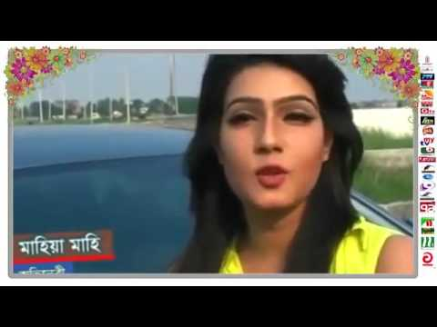 Bangladeshi Mode Actress Mahiya mahi Scandal xxx