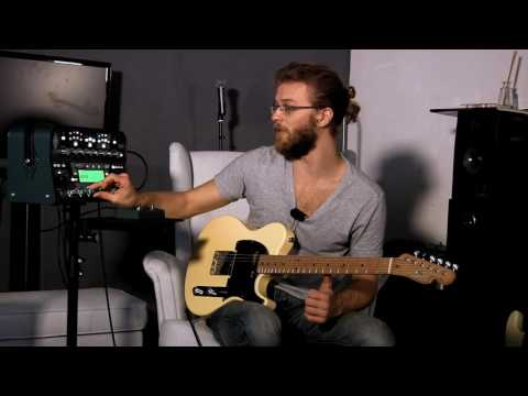 Kemper Profiler - That Rig Show #9 - The parameters of the new Delays in OS 5.0
