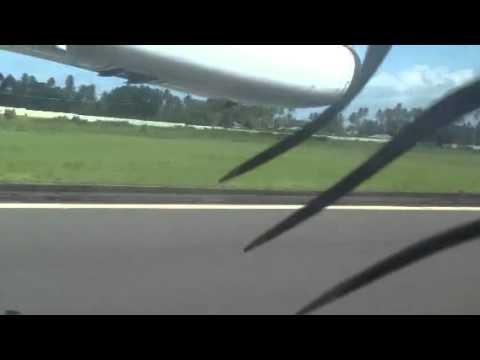 Landing At Zanzibar Airport!