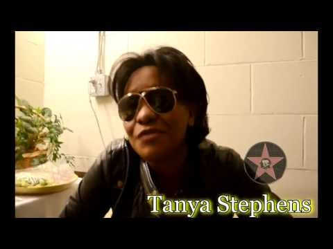 Exclusive Interview with Tanya Stephens