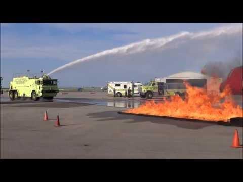 Oshkosh T-3000 Training Fires