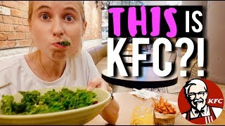Healthy KFC in China?? KPRO IS HERE!