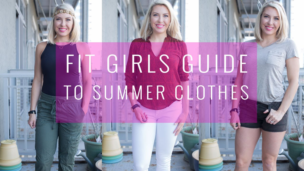 9fe3cd487513 The Curvy Fit Girls Guide to Summer Clothes - YouTube