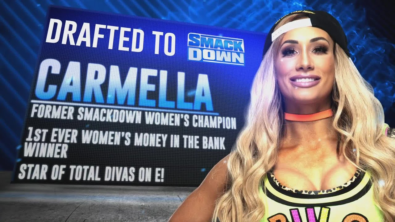 Carmella goes to SmackDown & more in WWE Draft Fourth Round: Raw, Oct. 14, 2019