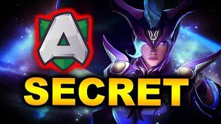 SECRET vs ALLIANCE - UṖPER BRACKET - ESL ONE SUMMER 2021 DOTA 2