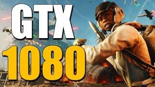 GTX 1080: Star Wars Battlefront Gameplay 4K Ultra Settings