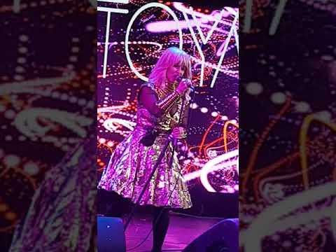Toyah - Ieya - Great British Alternative Rock Festival Skegness 2017