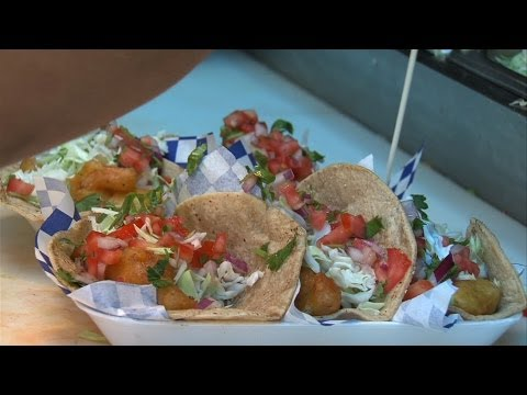 The Fish Taco Story: From San Felipe To San Diego