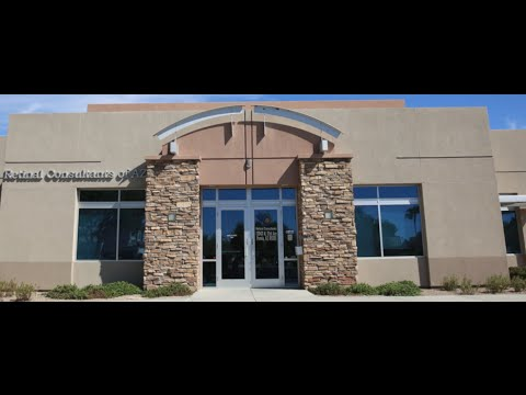 Retinal Consultants of Arizona Presents - Sun City Office Video Tour