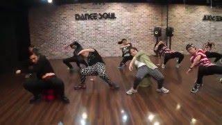 MV-GOT7-FLY(E)-DASH  20160430 (大人版)@ DANCE SOUL