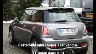 Mini mini cooper s occasion visible à L'union présentée par Best of auto