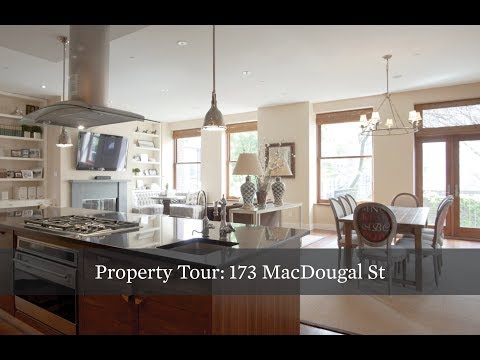 Property Tour: Greenwich Village 3BR Loft at 173 MacDougal St