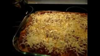 Cook With Me: Baked Ziti